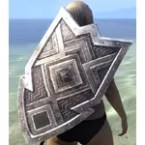 Malacath Ruby Ash Shield