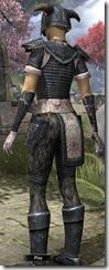 Nord Iron - Female Back