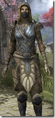 Outlaw Iron - Female Close Front