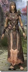Primal Homespun Robe - Female Front