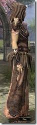 Primal Homespun Robe - Female Side