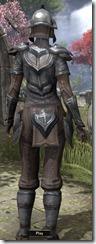 Redguard Steel - Female Back