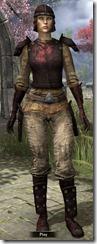 Soul-Shriven Rubedite - Female Front