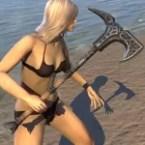 Thieves Guild Iron Axe