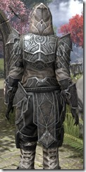 Thieves Guild Iron - Female Close Back