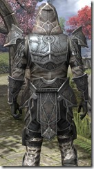 Thieves Guild Iron - Male Close Back