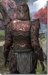 Thieves Guild Rubedite - Female Close Back