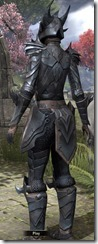 Xivkyn Iron - Female Back