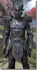 Xivkyn Iron - Male Close Front