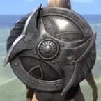 Abah's Watch Oak Shield