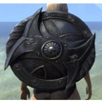 Abah's Watch Yew Shield