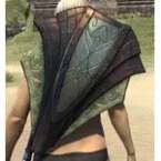 Ancient Elf Ash Shield