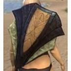 Ancient Elf Nightwood Shield