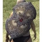 Assassins League Beech Shield