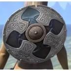 Breton Oak Shield