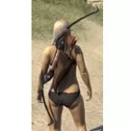 Dunmer Yew Bow
