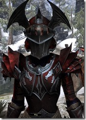 EP Rubedite Heavy Normal Female Helm Dyed