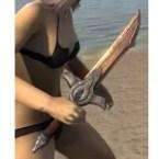 Orc Calcinium Dagger