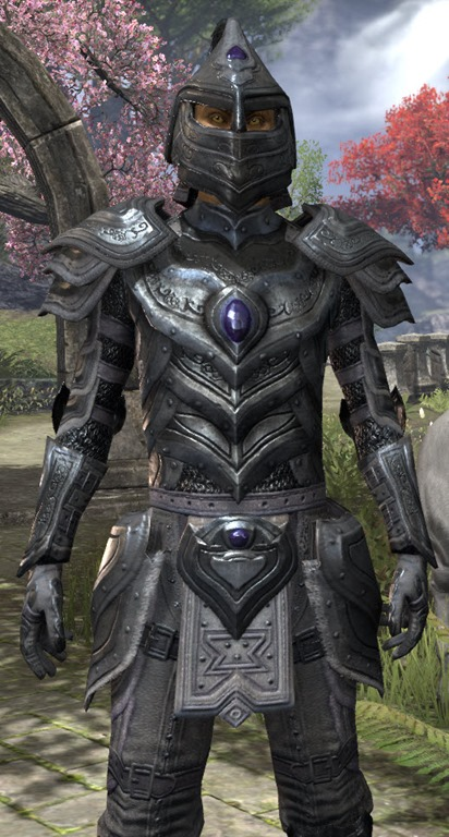 Eso Fashion Redguard Ebon Elder Scrolls Online
