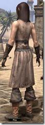 Blacksmith - Female Back