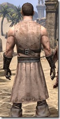Blacksmith - Male Close Back