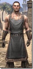 Blacksmith - Male Close Front