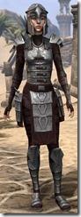 Centurion Dress Armor - Female Front
