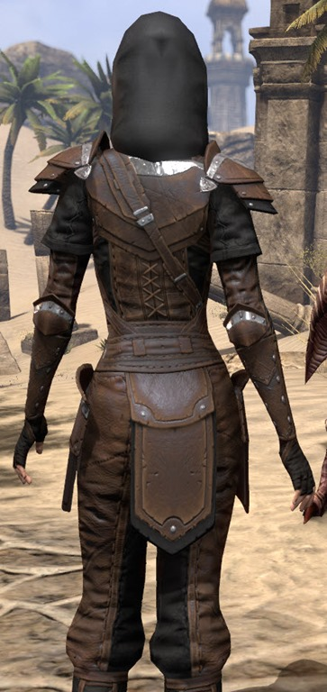 ESO Fashion  Covenant Scout Elder Scrolls Online