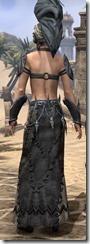 Dark Shaman - Female Back