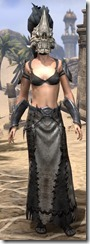 Dark Shaman - Female Front
