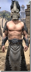 Dark Shaman - Male Close Front