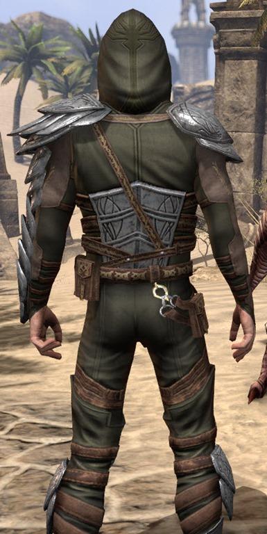 ESO Fashion  Elven Hero Armor