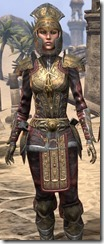 Imperial Chancellor - Female Close Front