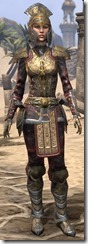 Imperial Chancellor - Female Front