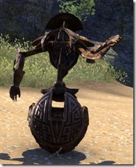Loyal Dwarven Sphere Open Back