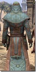 Mages Guild Formal Robes - Male Close Back