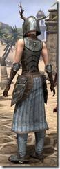 Nedic Keptu Armor - Female Back