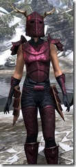 Nedic Perena Armor Dyed Close Front