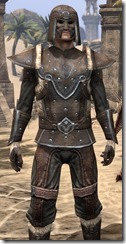 Orcisg Scout Armor - Male Close Front