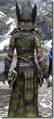 Winterborn Shaman's Costume Dyed Close Back