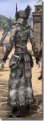 Winterborn Shaman's Costume - Female Back