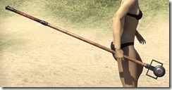Imperial Maple Staff 2
