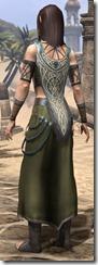 Treethane Ceremonial Dress - Female Back