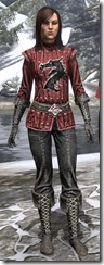 Alliance Rider Outfit EP - Female Front