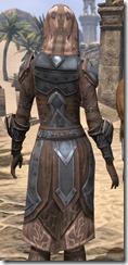 Dark Brotherhood Iron - Female Close Back