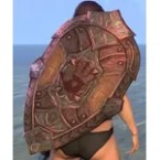 Dark Brotherhood Ruby Ash Shield