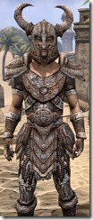 Draugr Iron - Male Close Front