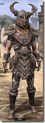 Draugr Iron - Male Front