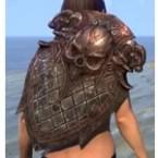 Grim Harlequin Ruby Ash Shield