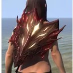 Hollowjack Ruby Ash Shield